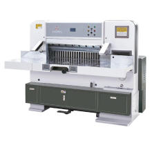 Hydraulic Double-display Paper Cutting Machine