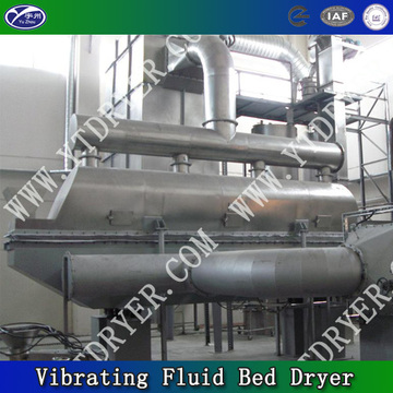 Vibrating Fluid Bed Dryer