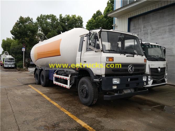 LPG Tanker Trucks