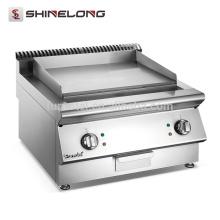 Machine électrique de gril de fonte d'induction d'acier inoxydable de série de Guangzhou X
