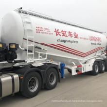 40CBM de cimento a granel semi-reboque