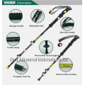 Adjustable trekking Walking Stick with Carbon Fiber material