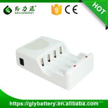 GLE-C830 AA AAA NIMH Cargador de batería con cargador de coche