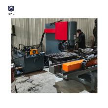 CNC Automatisierte 25-mm-Plattenstanz-Loch-Stanzmaschine
