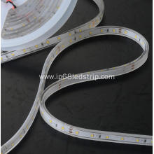 All In One SMD 2835 24V 4000K Transparent Led Strip Light