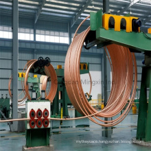 Professional Supplier Copper Coated Steel Bundy Tube Applied for Conderser, Hydraulic System Industries in China
