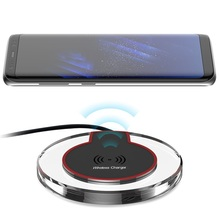 Professional China for China Wireless Charger Pad,Qi Wireless Charger Pad,Fast Wireless Charger Pad,Fast Qi Wireless Charger Pad Manufacturer Home Just Total Truly Wireless Charger for Girls export to Burkina Faso Factories