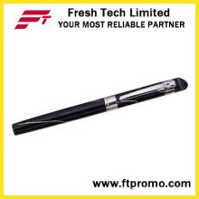 Продвижение металлический шар ручка с разработанный логотип