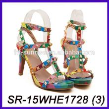 Italienische Frauen beschuht Frauen Kleid Schuhe Großhandel Frauen Schuhe China