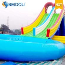 Fábrica de agua inflable inflable gigante para adultos para la venta