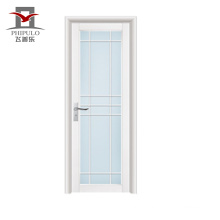 2018 alibaba standard size latest design aluminium bathroom door
