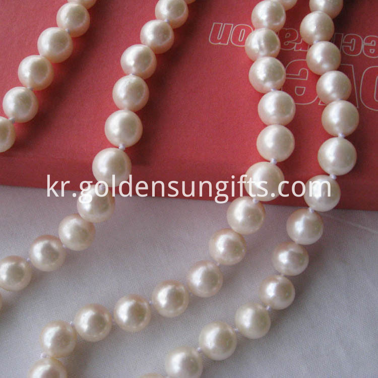 Natural Pearl Beads Necklace