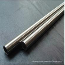 Mocu tubos de aleación de molibdeno