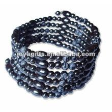 """Magnetische Schnee Perlenverpackung Armbänder & Halskette 36 """""""