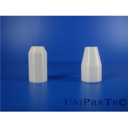 Insulation Ceramic Nozzles Zirconia Boron Nitride Corrosion Resistance