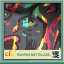 Splash Design Screen Printing Auto Fabric