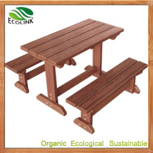 WPC Picnic Table for Outdoor Garden or Park