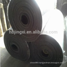 black SBR rubber sheet with favorable price