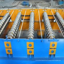 Ondulées de toiture métallique profil Machine