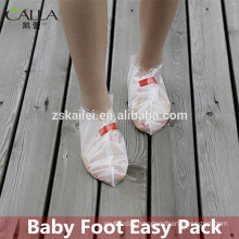 2015 hot-sale Exfoliating skin peeling foot mask for moisturizing