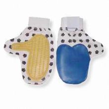 Haustier-Waschhandschuhe, Haustier-Bürsten-Handschuhe (YB2903)