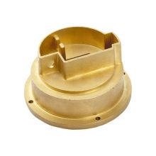 Латунное литье / бронзовое литье с полировкой