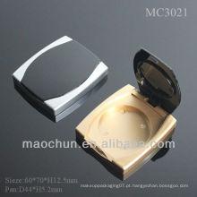 MC3021 para blush em pó de embalagens cosméticas