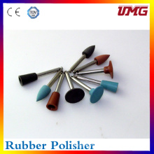 Medical Consumable Polishing Products Dental Rubber Polisher