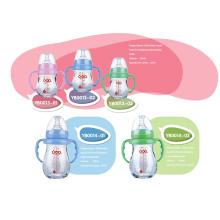 Vário, neutro, borosilicato, vidro, bebê, alimentação, garrafa
