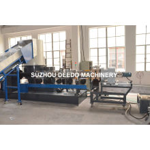PP PE Granulator Recycling and Pelletizing Line