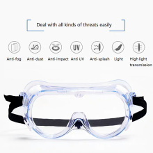 Gafas de seguridad médica para adultos y niños