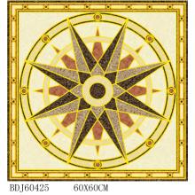 Hochwertige dekorative polierte Fliese mit 1200X1200mm (BDJ60425)