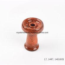 Завод Прямые Продажи Новый Керамика Глава Кальян Шиша Чаша