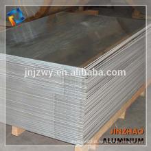 7075 7070 h112 Placa de alumínio usada em 3 mm de fábrica