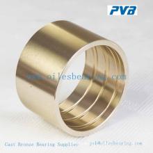 3179373 Bush D80/66/60X45,cac304(hbsc4) bronze bearing bushing,jis bc3 bronzec932 bearing bronze shaft bushings