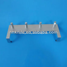 Stainless Steel Towel Holder With 5 Hooks
