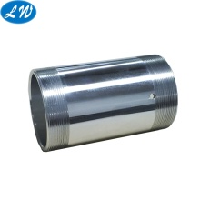 Polish steel  pipe fitting tube part