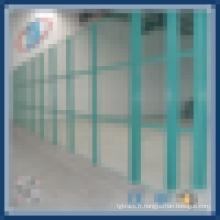 Panneau de clôture amovible / grillage de clôture amovible / clôture amovible