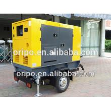 Ventas de fábrica precios de generadores diesel con buen motor diesel en funcionamiento