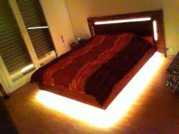 double sensor bed light