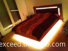 Double Sensor LED Bed Light