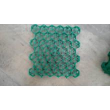 Grille d'herbe en plastique utilisée pour le stationnement de la voiture Protection herbeuse