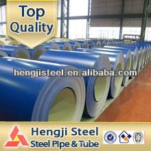 China fabrica bobina de acero con recubrimiento de color / bobina ppgi