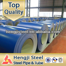 china manufactures color coated steel coil/ppgi coil