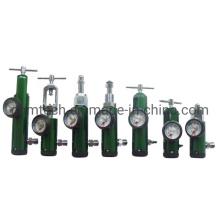 Click-Style Medical Oxygen Regulator for Cylinders
