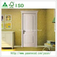 Китай Натуральный Шпон Покрасить Деревянные Внутренние Двери