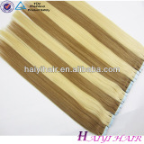 Most Popular Wholesale Price Virgin Remy Tape In Human Hair Extensions