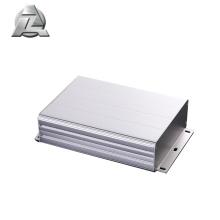 Boîtier électronique en aluminium blanc 100x48 pour appareil électronique
