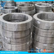 Высокое качество, прямые связи с розничной торговлей Нержавеющая сталь Сварочные провода
