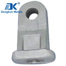 Piezas de forja de metal personalizadas para piezas de maquinaria